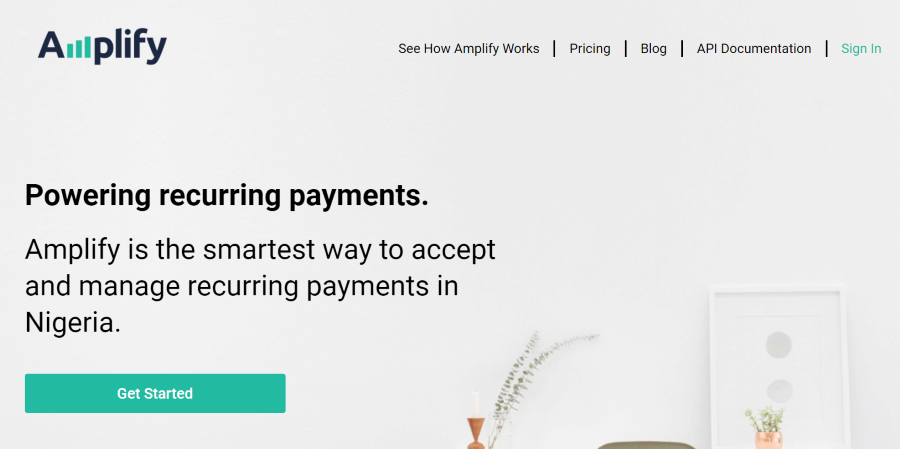 Amplifypay Online Payment Gateways For E-Commerce Stores In Nigeria 2021