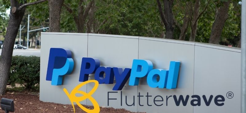 How to receive PayPal payments in Nigeria using Flutterwave